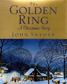 Image: The Golden Ring Cover - Warner Books Edition